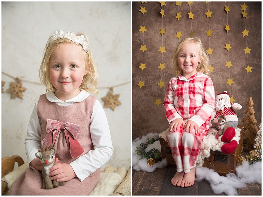 Christmas mini sessions studio malvern worcestershire hayley morris photography