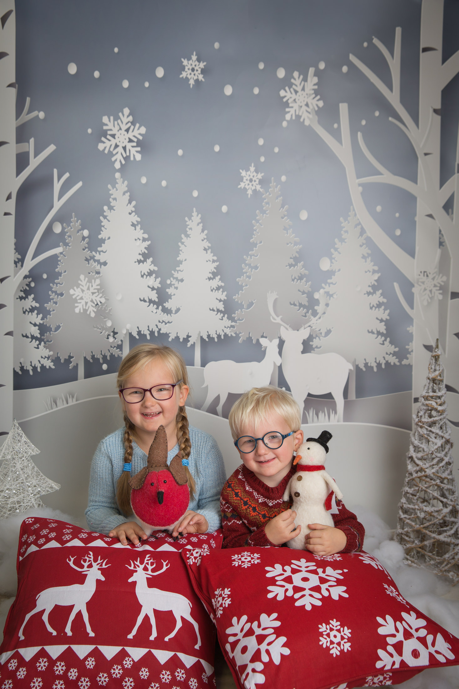 hayley morris photography christmas mini snowflakes children fun photos sessions